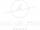 Logo: Her Abilities Award