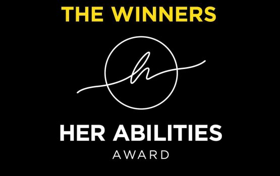 The Winners: Her Abilities Award